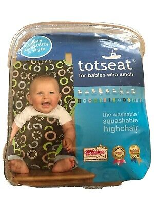 Totseat Travel High Chair • 7.99£