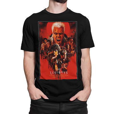 £6.75 • Buy The Lost Boys T-shirt Vampire Chinese Japanese Poster Film Movie Action Classic