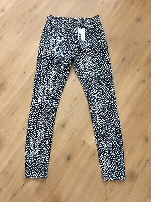 £14 • Buy TOPSHOP MOTO LEIGH SKINNY ANKLE GRAZER  SUPER SOFT JEANS W26 LEG32 NEW With Tags