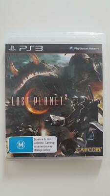AU8.50 • Buy Lost Planet 2 PS3 Used SAME DAY FREE SHIPPING