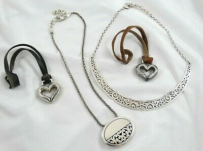 $ CDN33.99 • Buy Vintage Brighton Jewelry Lot Of Mixed Necklaces Purse Charms