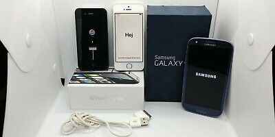 $ CDN120 • Buy IPhone 5S 16Gb, Samsung Galaxy S III, And More Phones! Small Lot.