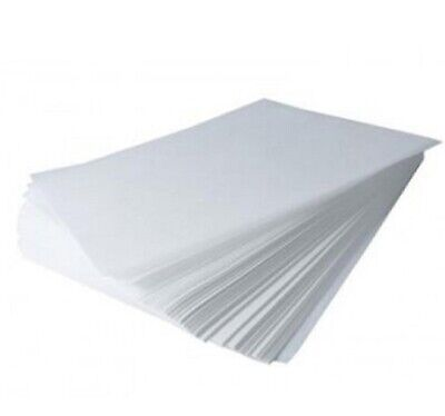 £5.95 • Buy 100 Waxed Paper Sheets Crafts Soap Wrap Food Candles