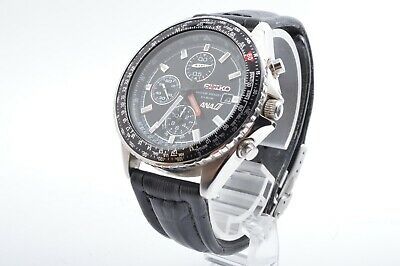 $ CDN290.88 • Buy SEIKO ANA Collaboration Model 7T92-0CF0 Chronograph QZ Men's Watch Wristwatch