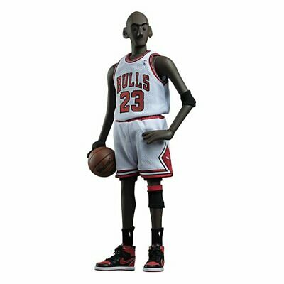 $549.99 • Buy Enterbay X Eric So Michael Jordan Chicago Bulls Home Jersey 1:6 Scale Figure NIB