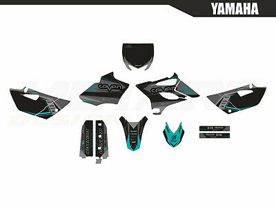 AU219 • Buy Yamaha YZ 85 2015 2016 2017 2018 2019 16 17 18 Motocross Graphics Kit Decals MX