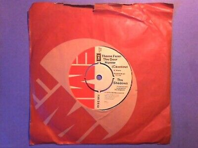 The Shadows - Riders In The Sky (7  Single) EMI 5027 • 1.95£