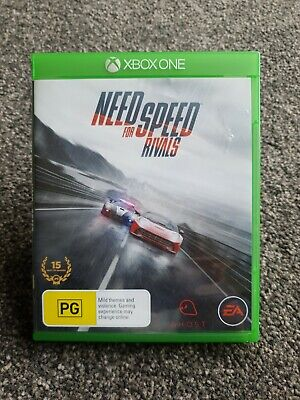AU18.95 • Buy Need For Speed Rivals Xbox One Game Microsoft #30 Day Warranty#