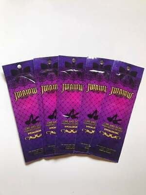 $ CDN21.71 • Buy 5 JWOWW One And Done Warming Leg Bronzer Indoor Tanning Lotion Packets
