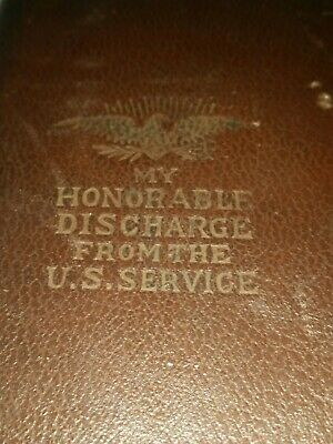 $30 • Buy Civil War Spanish American? Era Honorable Discharge From The U.S. Service Holder