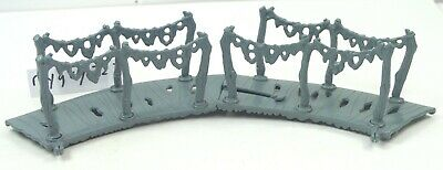$75 • Buy MOTU, Snake Mountain Bridge & Rails, Masters Of The Universe, Parts, Pieces