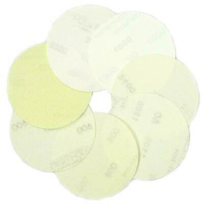 AU44.92 • Buy 6  Orbital Sanding Disc Set Corian Etc Micro-Mesh 7 Grades 150mm