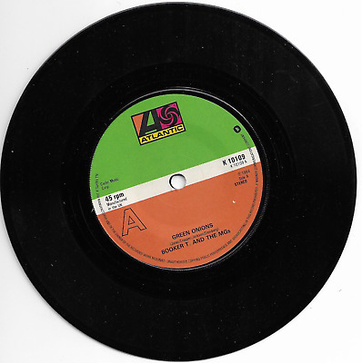 Booker T & The MG's – Green Onions On ATLANTIC • 9.99£