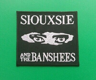 Siouxsie And The Banshees Patch Sew Or Iron On • 2.99£
