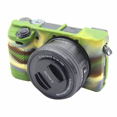 $ CDN12.43 • Buy PULUZ For Sony ILCE-6300 A6300 Soft Silicone Camera Protective Case Cover Skin