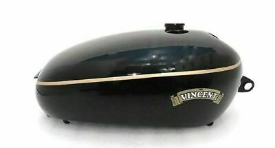 £292.61 • Buy NEW VINCENT HRD BLACK PAINTED GAS FUEL PETROL TANK Brand New