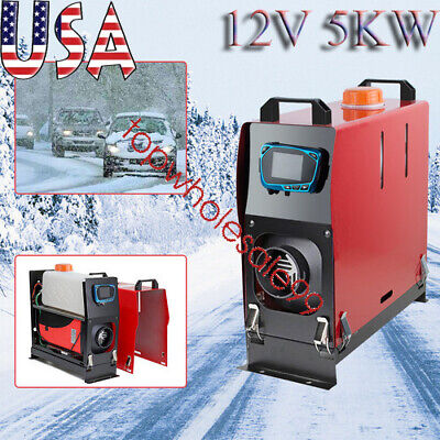 $119.99 • Buy USA Air Diesel Heater LCD Display And Remote Control Preheat Engine Coolant