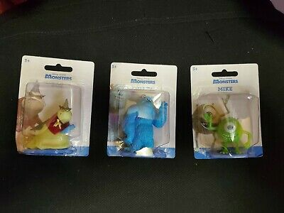 Pixar Monsters Inc 2.5  Figures Cake Toppers 2019 • 10.53£