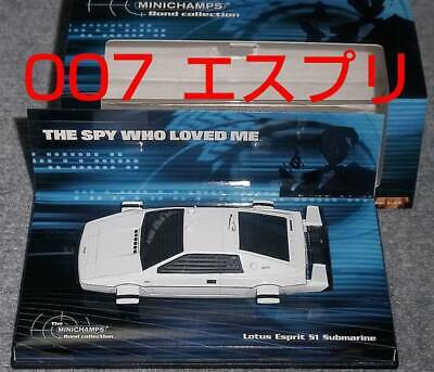 $ CDN223.60 • Buy 1/43 007 Lotus Esprit S1 Submarine Spy Who Loved Me James Bond