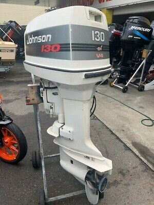 AU3950 • Buy 130hp Johnson Outboard Motor S3104