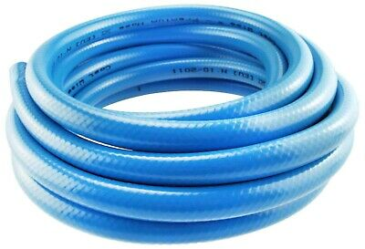 5m Blue Drinking Water Flexible Hose For Caravans,camping Water Bowser • 9.96£
