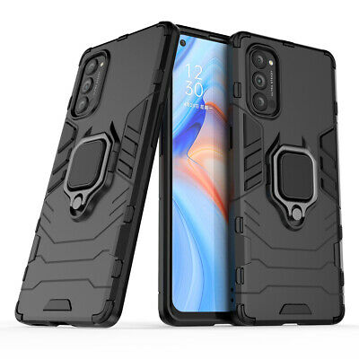 AU9.99 • Buy For OPPO A9 R17 Pro Case Slim Armor Kickstand Shockproof Cover Reno 2Z 3 R11s