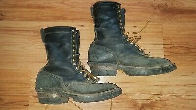 $100 • Buy  Whites Hawthorne Boots Mens Size 8 1/2 Ee? Smokejumper Firefighting Work Boots