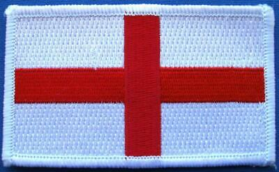 Scooter Mod Patch - England - St George Cross Flag Patch • 2.25£