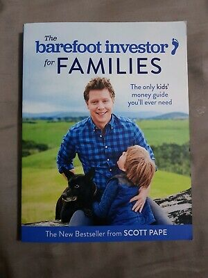 AU18 • Buy The Barefoot Investor For Families By Scott Pape