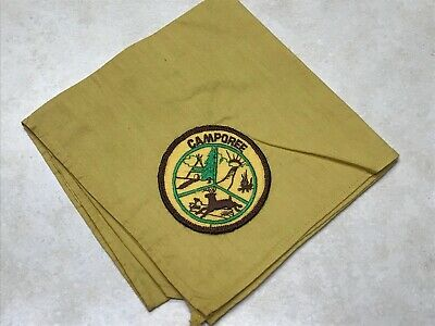 Boy Scout Camporee Neckerchief • 3.09£