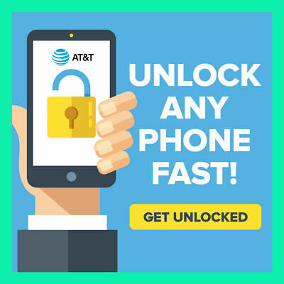 FACTORY UNLOCK SERVICE CODE AT&T USA Devices IPHONE SAMSUNG HTC Alcatel Nokia • 2.22£