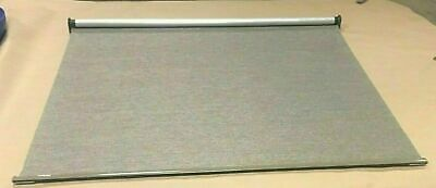 $39.74 • Buy MCD 42.5 X 34 RV CAMPER MOTORHOME SLOW RISE WINDOW SHADES BLIND ROLLER GREY TAN