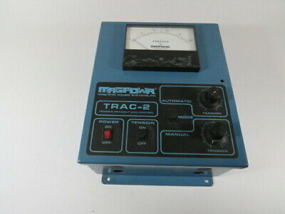 $99.99 • Buy Magpowr TRAC-2 Tension Readout & Control *Missing Circuit Boards*  AS IS