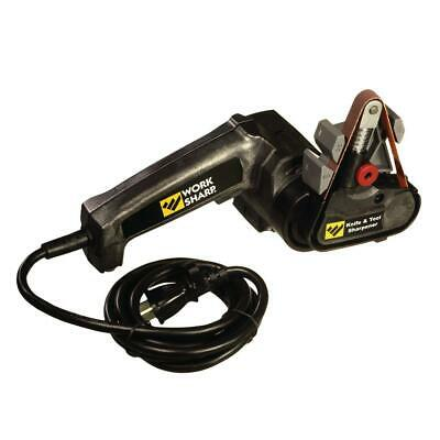 $81.37 • Buy Work Sharp Electric Knife Tool Sharpener Axes Hatchets Mower Blades Compact