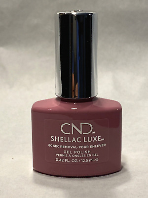 £7.99 • Buy CND   Shellac Luxe Gel  Polish  POETRY #310