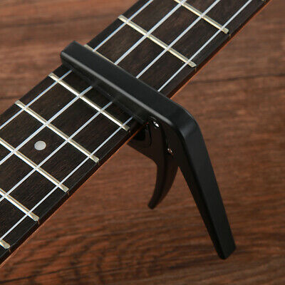 AU2.83 • Buy BL_ Quick Change Guitar Capo Tune Clamp Key For Acoustic Electric Guitar Ukulele