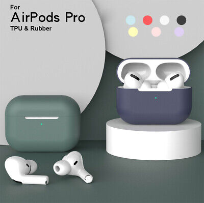 AU4.89 • Buy For Apple AirPods Pro Earphone Lanyard Rubber Headphone Soft Case Cover 11 Pro
