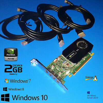 $199.77 • Buy Dell XPS 410 420 430 600 625 630 700 710 720 730 730X 2GB 4-Monitor Video Card