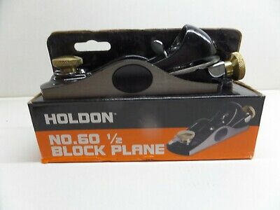 HOLDON 'Stanley No.60' Pattern Block Plane *BRAND NEW AND BOXED  • 16.99£
