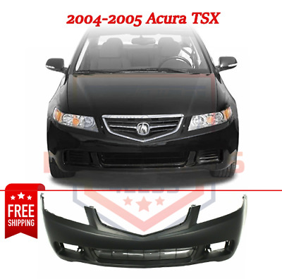 $288.99 • Buy NEW Primed Front Bumper Cover Replacement Fascia For 2004-2005 Acura TSX