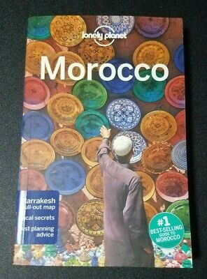 £3.19 • Buy Lonely Planet Morocco - Never Used - Great Cond. See Pics