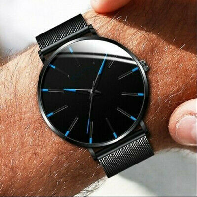 $ CDN6.05 • Buy Luxury New Geneva Women Watch Stainless Steel Men's Quartz Analog Wrist Watches
