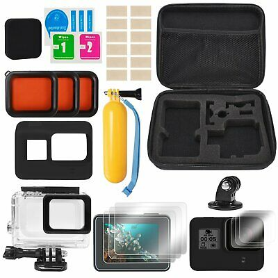 AU29.99 • Buy Gopro Hero 7 6 5 4 Diving Accessories Waterproof Underwater Housing Case Bundle