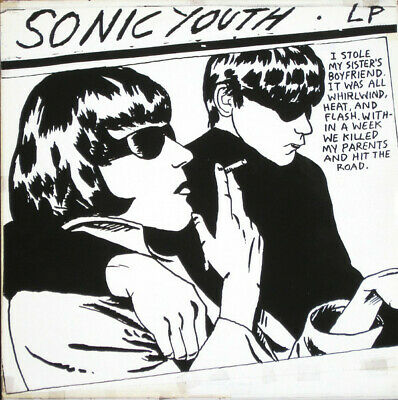 £64.40 • Buy Sonic Youth  Goo  - Special Edition, Clear Vinyl