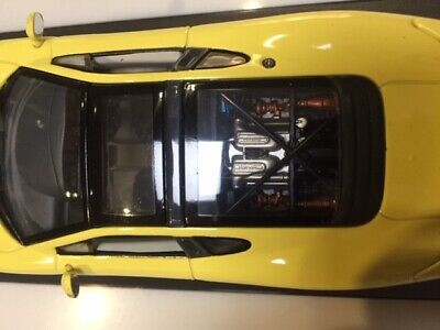 AU58.95 • Buy Jaguar XJ220 Mid Engined Supercar 1:43 Scale Very Rare Early Minichamps Edition