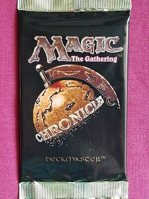 AU19.50 • Buy Magic The Gathering CHRONICLES New Sealed Booster Pack MTG