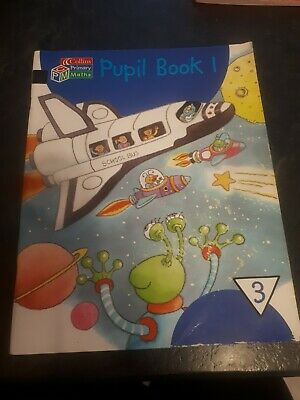 Collins Primary Maths - Year 3 Pupil Book 1. NEVER BEEN USED.  • 6.99£