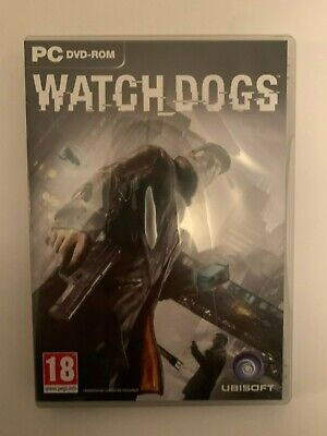 AU15 • Buy Watch Dogs - Pc - Brand New Sealed