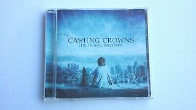 $5 • Buy Casting Crowns - Until The Whole World Hears CD 2009