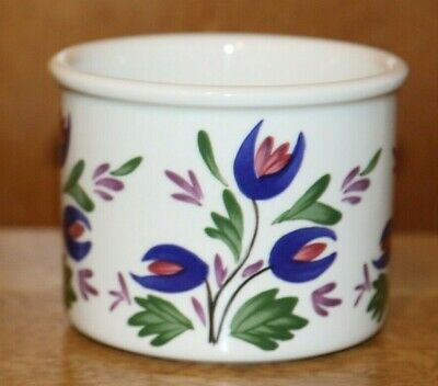Boxed Portmeirion 1992 Welsh Dresser  Crocus Plant Pot Planter  • 8.99£
